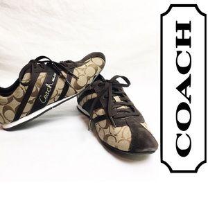 Coach | Henrietta Lace-Up Shoes